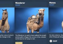 ac origins mounts camel horse