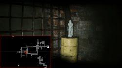 evil within 2 locker key statue marrow sewer