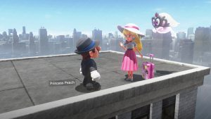 metro kingdom Princess Peach