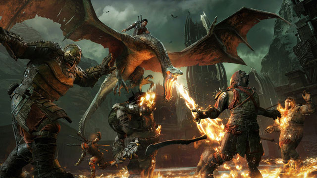 middle earth shadow of war best starting skills