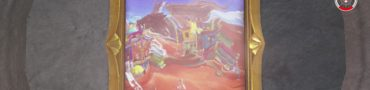 super mario odyssey warp painting locations secret paths