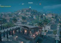 AC Origins All Alexandria Side Quests Walkthrough Guides
