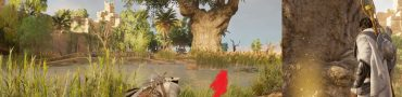 AC Origins Royal Flora Papyrus Puzzle Solution Guide
