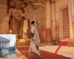 AC Origins Temple of Zeus Papyrus Puzzle Location