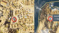 AC Origins Tomb of Battos Find Papyrus Puzzle