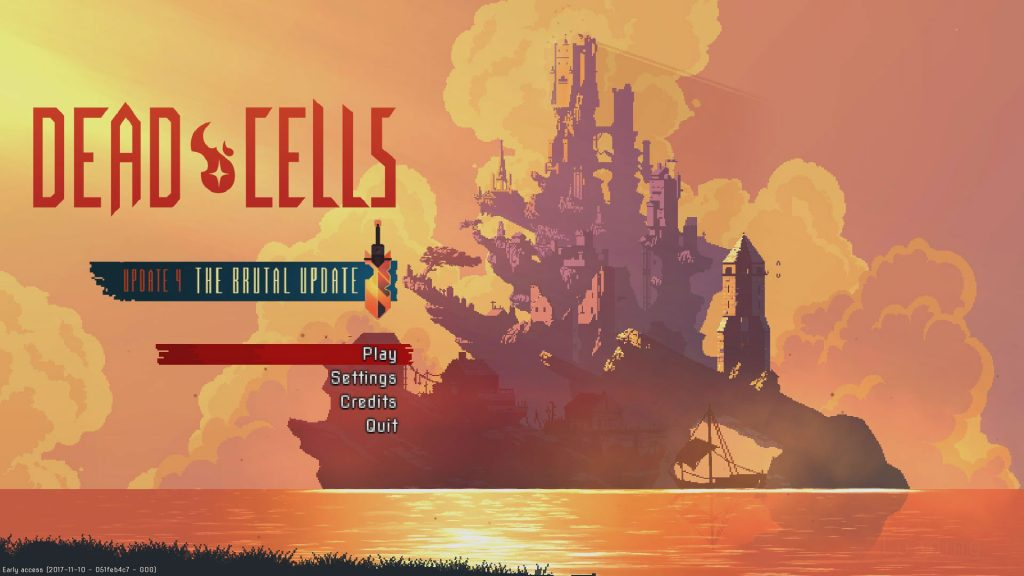 Dead Cells impressions the Brutal Update