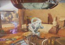 Destiny 2 Vex Crossroads Public Event in Curse of Osiris