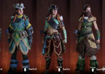 Frozen Wilds Horizon Zero Dawn All Outfits
