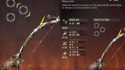 HZD Banuk Striker Bow DLC Weapon