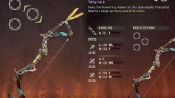 HZD Frozen Wilds Banuk Powershot Bow