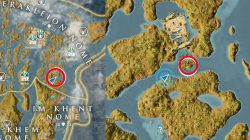 Royal Flora Papyrus Puzzle Solution AC Origins Map Location