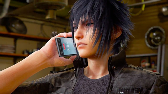 Tekken 7 Getting Noctis from Final Fantasy XV as DLC Character