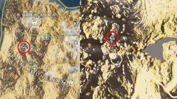 Underground Currents papyrus Puzzle AC origins Map Marked Solution