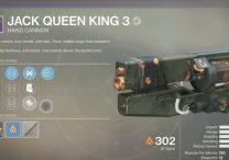 destiny 2 jack queen king legendary hand cannon