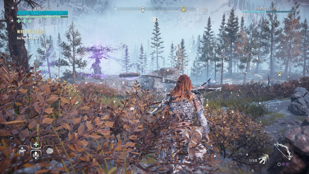 frozen wilds review