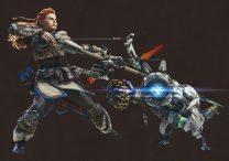 monster hunter world horizon zero dawn crossover