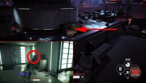 third collectible battlefront 2 mission 9 location