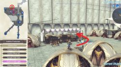 Xenoblade Chronicles 2 Indoline Praetorium Foorara Location