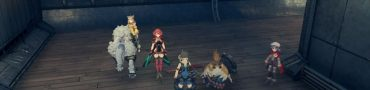 Xenoblade Chronicles 2 Party Members - How Many Are There