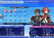 Xenoblade Chronicles 2 Rare Blades - Core Crystals, Perks, Field Skills