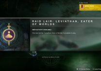 destiny 2 leviathan eater of worlds raid lair