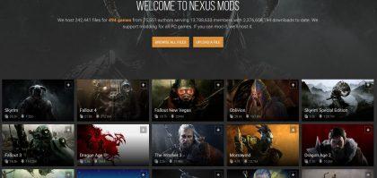 nexus mods donation system