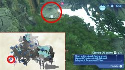 titan location xenoblade chronicles 2 umons ship quest