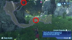 where to find titan umon ship quest xenoblade chronicles 2