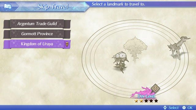 xenoblade chronicles 2 dev level how to increase area development