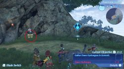 xenoblade chronicles 2 treasure trove dawnview grotto