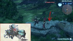 xenoblade chronicles 2 treasure trove traveller's tree