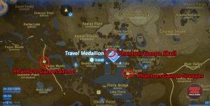 zelda phantom ganon armor set locations