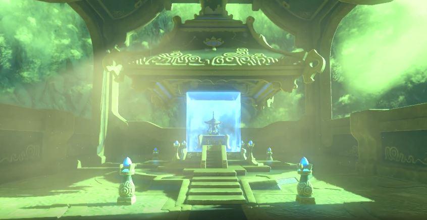 Zelda botw final trial monk maz koshia boss fight - How do you get the master cycle zero ...