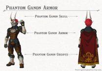 zelda botw phantom ganon armor