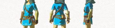 zelda botw zant's helmet usurper king quest