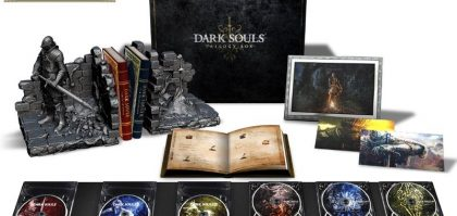 Dark Souls Trilogy Box Set Coming To PlayStation 4 in May