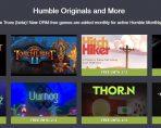 humble trove free games