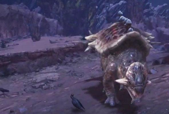 monster hunter world phantom bird locations downy crake