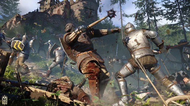 Kingdom Come Deliverance Gets Mods to Save Without Savior Schnapps