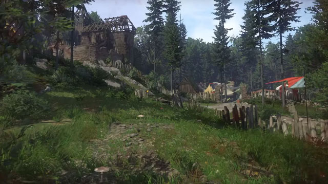 Kingdom Come Deliverance Nest of Vipers Quest How to Sabotage Camp
