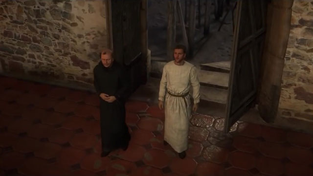 Kingdom Come Deliverance Poverty, Chastity & Obedience Writ Location