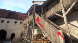Monastery Treasure Map II Kingdom Come Deliverance