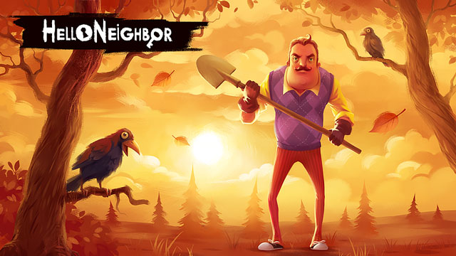 Nintendo Switch Getting Hello Neighbor & More Tiny Build Games