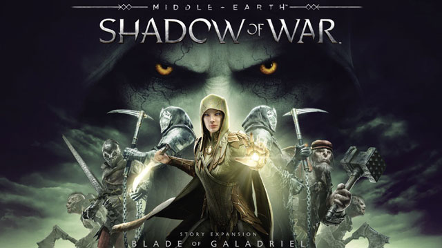 Shadow of War Blade of Galadriel Story Expansion Now Available