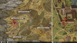 Where to find Treasure Map 2 Kingdom Come Deliverance