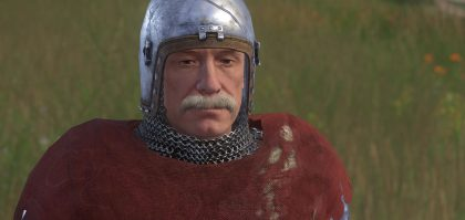 kingdom come deliverance all that glisters mysterious knight