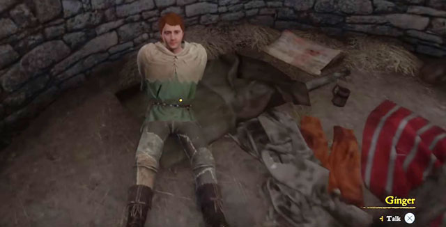 kingdom come deliverance ginger in a pickle quest