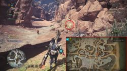 monster hunter world gajalaka doodles locations