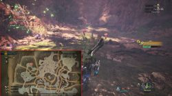 monster hunter world gajalaka tracks locations