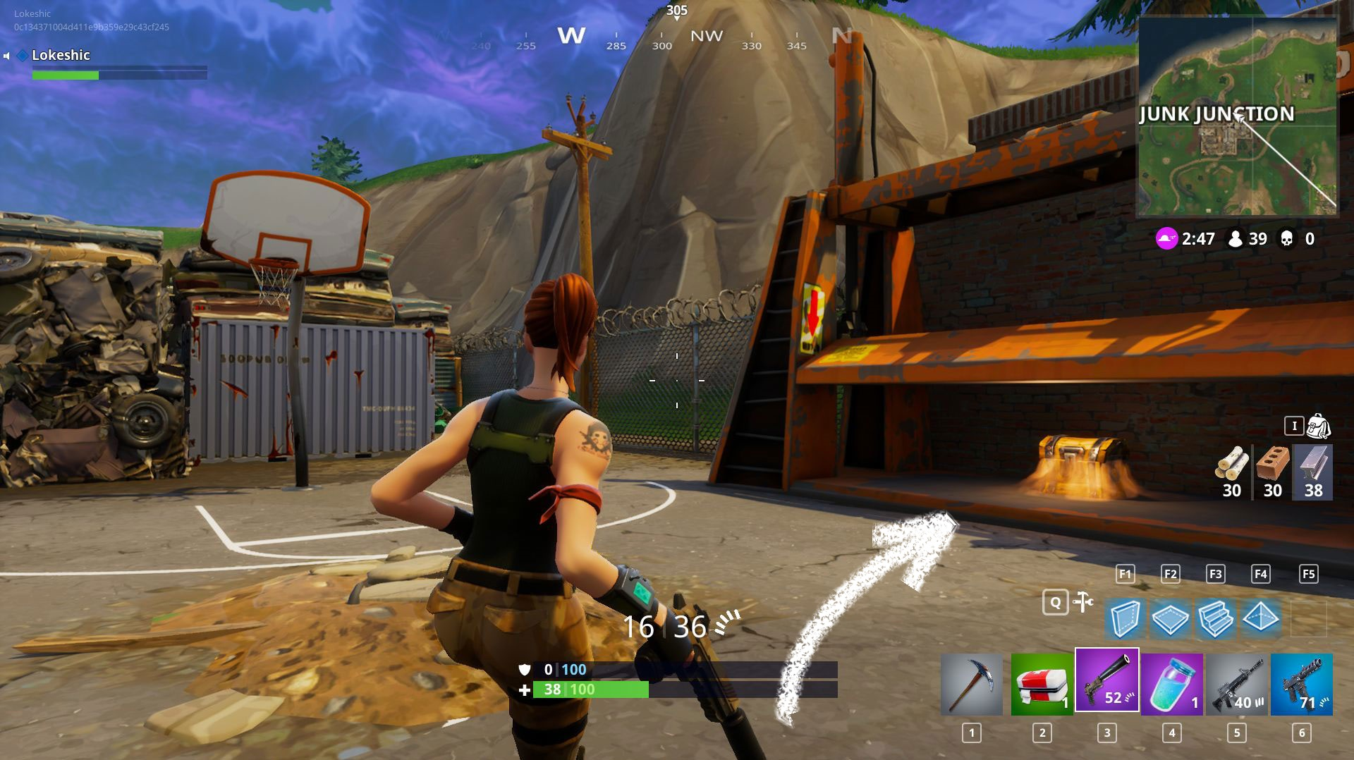 'Fortnite' Season 5, Week 5 Challenges Guide
